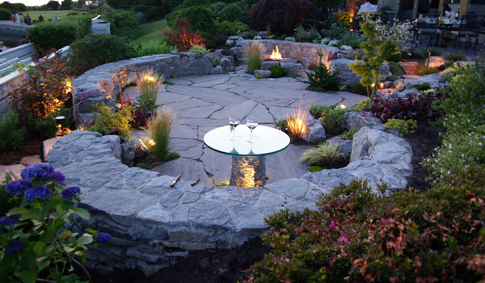 Award winning landscape designs and installations in for Landscape design contest